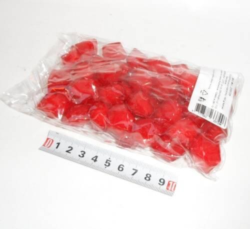 Plovoucí kamínky 150g červené
