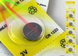 Baterie CR 1220 3V - 1ks