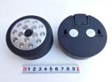 Svítilna kulatá, 15 SMD diod