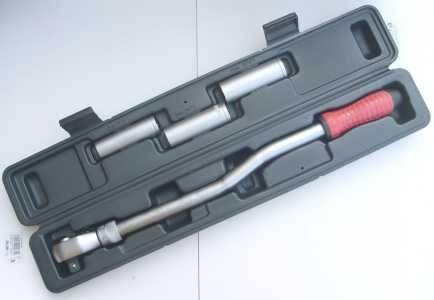 ATX - Klíč na kola - velká ráčna