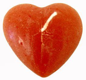 Svíčka srdce - vůně