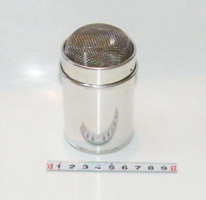Cukřenka sítko 180 ml TORO
