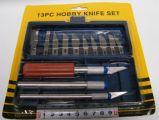Nůž set - vyřezávací 13 dílů