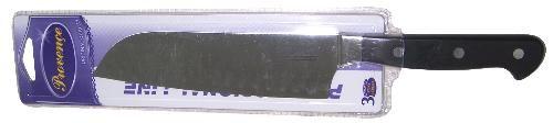 Nůž černý profiline - kuchařský Provence