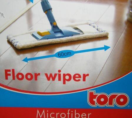 mop 60cm - floor wiper - bez násady
