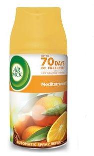 Air wick 250ml náplň vůně - Středomořské slunce