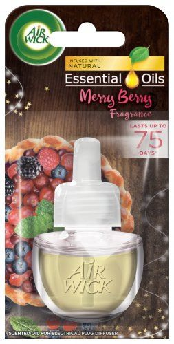 AirWick Life Scents náplň Merry Berry 19ml