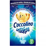 Unilever Coccolino Fresh Sky ubrousky do sušičky 20 ks 424674