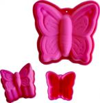 Toro Forma silikon Motýl 10 cm 263683