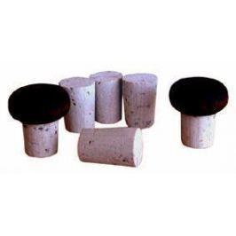 Korkové zátky na lahve 16/19x40mm set 6ks Toro