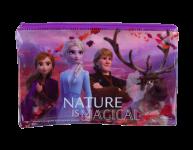 Penál na zip Frozen II 23 x 15 cm