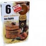 Admit svíčka čajová 6ks aroma - Anti tabák 971409