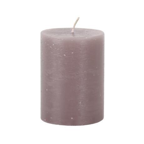 svíčka rustikální 10cm taupe Provence
