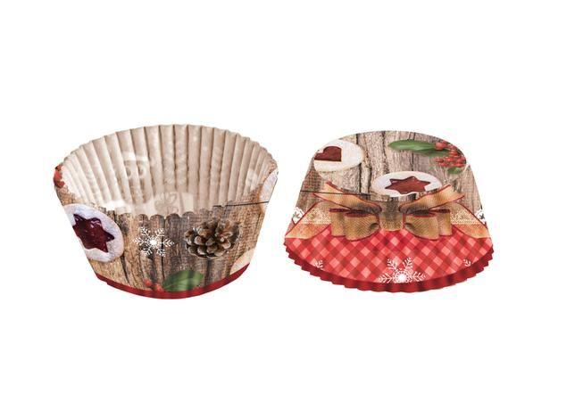 Toro Papírové košíčky na muffiny 60ks linecké 267447