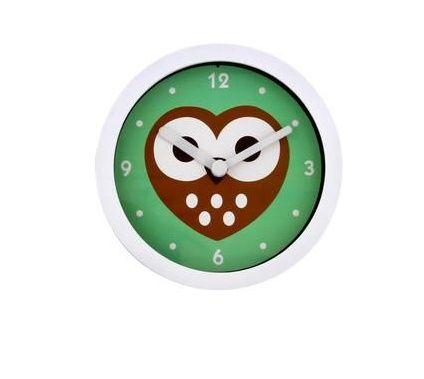Nástěnné hodiny sova 16 cm Toro