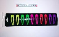 SH Sponky cvakačky - Mix Neon 10ks 230725