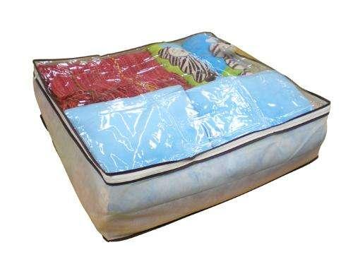 Box textilní úložný - 65x55x20 - krémový Toro