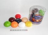 Svíčka plovoucí set 8ks mix barev