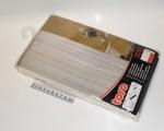 Závěs koupelnový - krémový 180x180cm