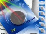Baterie CR 1616 3v - 1ks
