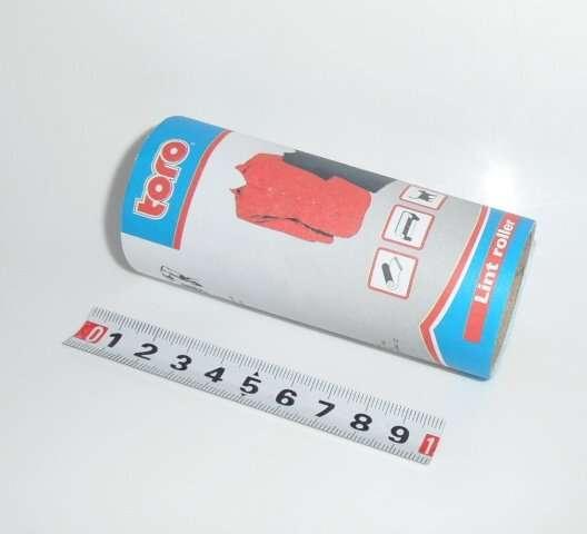 náhradní čistící váleček - 1ks - 24 útržků TORO