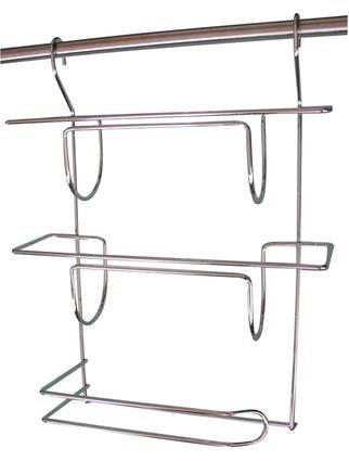 Polička závěsná kuchyňská 30 x 12 x 40 cm TORO