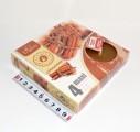 svíčka čajová Maxi 4ks aroma - skořice