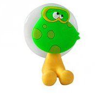 Držák na zubní kartáček - žába TORO