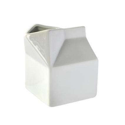 Konvička na mléko krabice, 9x8x10 cm 280 ml Toro