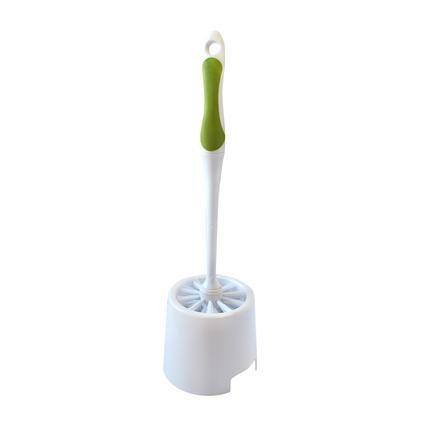 WC souprava bílá - zelená Toro