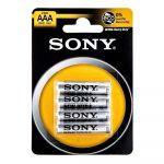 Baterie SONY R03 AAA 4ks