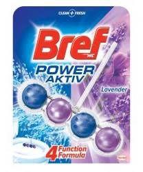 Bref Power Activ WC blok Levandule 50 g Henkel