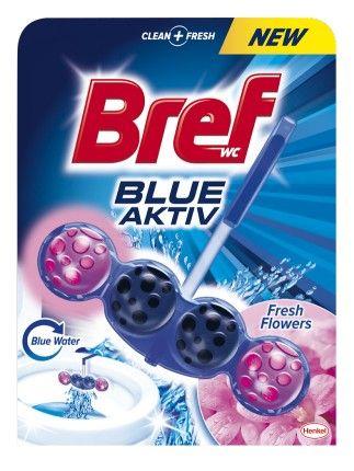 BREF - Blue aktiv - Flower Henkel