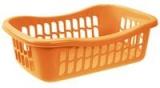 Košík brio - 29x20x10 - oranž