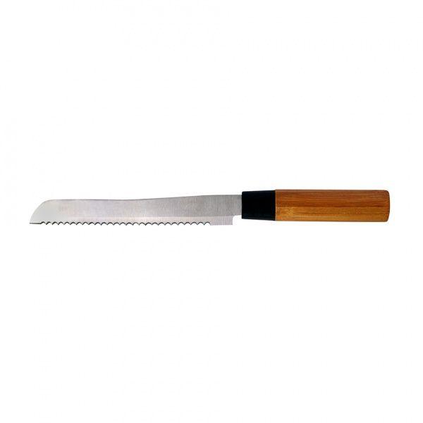 Nůž na chléb bambus 20 cm Toro