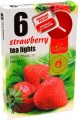 Admit svíčka čajová 6ks aroma - jahody 338514