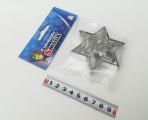 Smolík Vykrajovátka - Hvězdy 6 - cípů 5 ks 470111