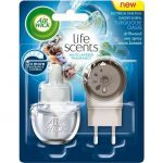 Air Wick Life Scents Tyrkysová laguna komplet, 19ml