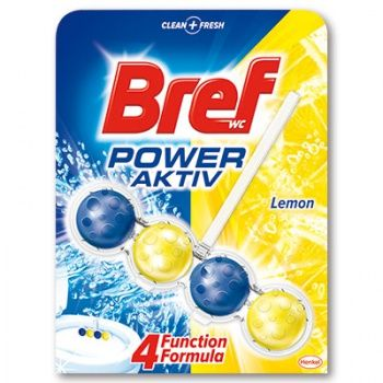 Bref Power Activ WC blok citron 50 g Henkel