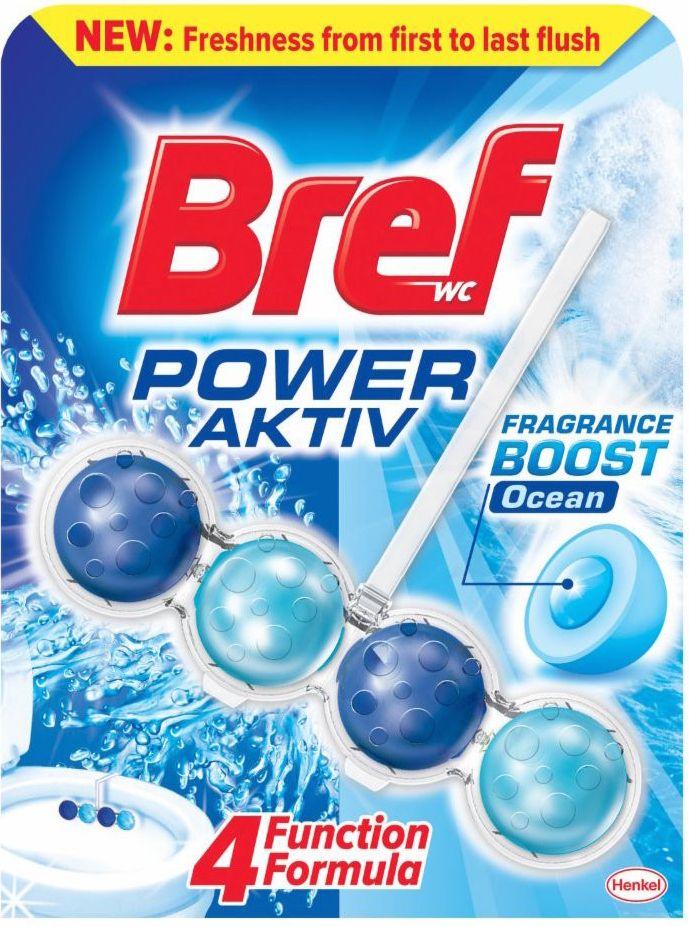 Bref Power Activ WC blok Ocean 50 g Henkel