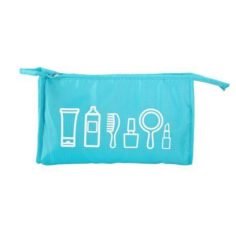 cestovní taška na kosmetické potřeby se zipem 30x6x18 cm Toro