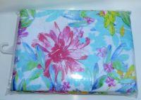 deka na žehlení vzor květy, 120x70cm
