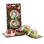 Toro Papírový košíček na muffiny 100 ks - mix barev 267059