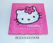 Párty ubrousky Hello Kitty 15ks