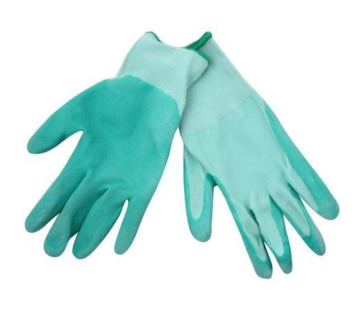 pracovní rukavice s polomáčené v latexu S Toro