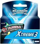 Wilkinson Sword Xtreme 3, hlavice 4ks