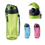 Lock Sportovní láhev na pití 550 ml - zelená