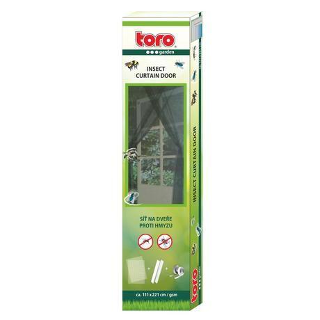 Síť do dveří proti hmyzu Toro