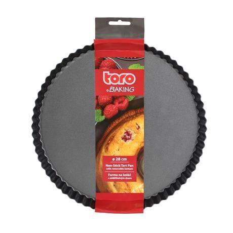 Forma na koláč dvoudílná 28 x 3 cm Toro
