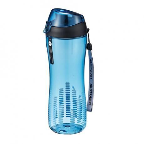Lock Sportovní láhev na pití 550 ml - modrá